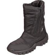 Romika Tex Schuhe Yukon 02  schwarz