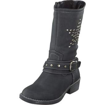 3/4 Stiefel black
