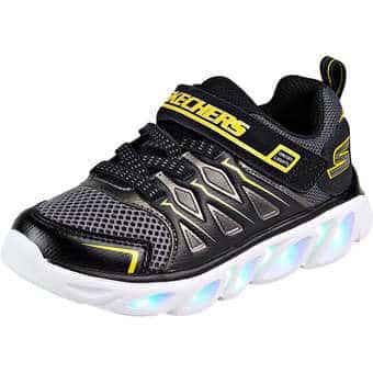 Skechers Hypno Flash 3.0 Sneaker schwarz