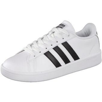 adidas neo Cloudfoam Advantage W Sneaker weiß