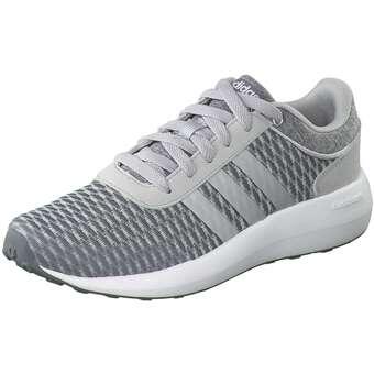 adidas neo Cloudfoam Race W Sneaker grau