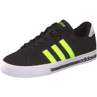 adidas neo Daily Team Sneaker schwarz
