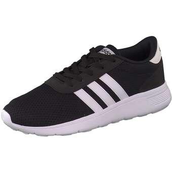 adidas neo Lite Racer Sneaker schwarz