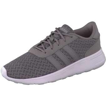 adidas neo Lite Racer W Sneaker grau