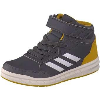 adidas performance AltaSport Mid EL K Sneaker grau