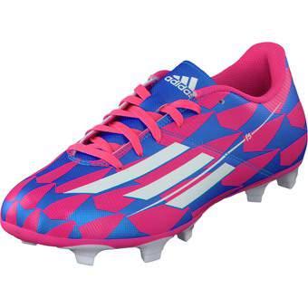 adidas performance F5 FG pink