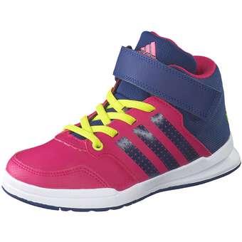 adidas performance Jan BS 2 Mid C Sneaker Mädchen pink