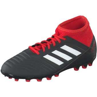 adidas performance Predator 18.3 AG J Fußball schwarz
