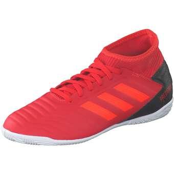 - adidas performance Predator 19.3 IN Jr. Fußball Mädchen|Jungen rot - Onlineshop Schuhcenter
