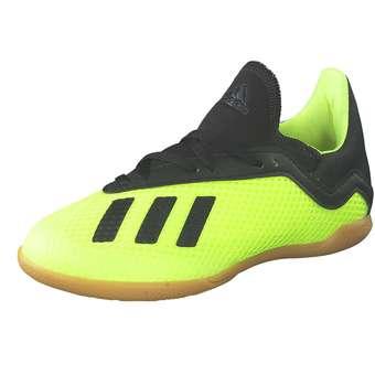 - adidas performance X Tango 18.3 IN J Fußball Mädchen|Jungen gelb - Onlineshop Schuhcenter