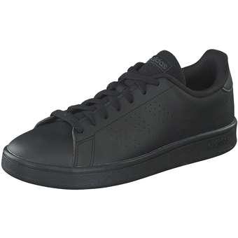 Advantage Base Sneaker Herren schwarz