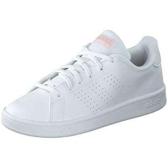 Advantage Base Sneaker Damen weiß