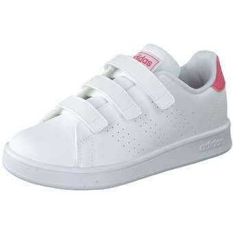 Advantage C Sneaker Mädchen weiß