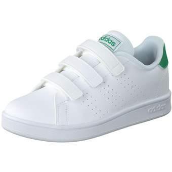 Advantage C Sneaker Mädchen|Jungen weiß