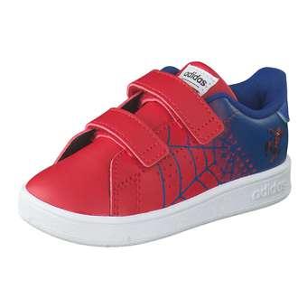 Advantage I Sneaker Mädchen|Jungen rot