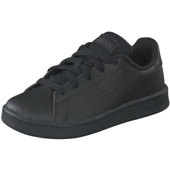 Advantage K Sneaker Mädchen|Jungen schwarz