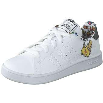 Advantage K Sneaker Mädchen|Jungen weiß
