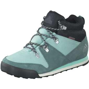 - adidas CW Snowpitch K Outdoor Mädchen|Jungen grün - Onlineshop Schuhcenter