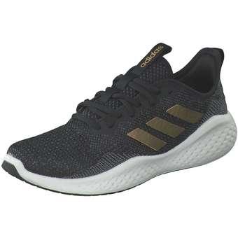 Fluidflow Sneaker Damen schwarz