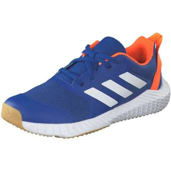 adidas FortaGym K Hallensport blau