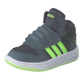 adidas Hoops Mid 2.0 I Sneaker blau