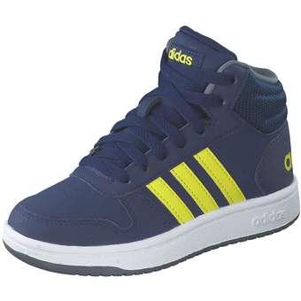 Hoops blau 2 0 adidas K Sneaker Mid SzVUpqM