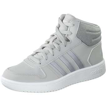 timeless design 665af f2c54 Schuhcenter SALE   adidas Hoops Mid 2.0 K Sneaker Mädchen Jungen grau    4059808343570