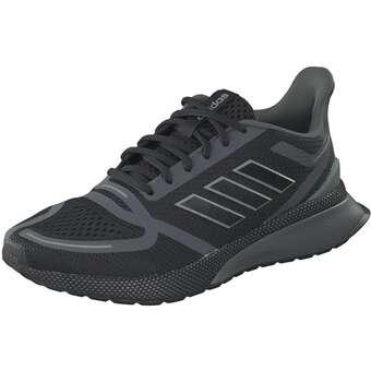 adidas Nova Run Running schwarz