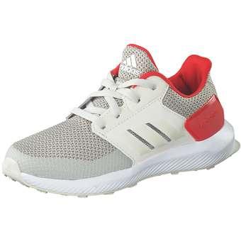 - adidas RapidaRun K Running Mädchen|Jungen grau - Onlineshop Schuhcenter