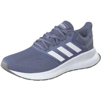 Sportschuhe für Frauen - adidas Runfalcon Running Damen blau  - Onlineshop Schuhcenter
