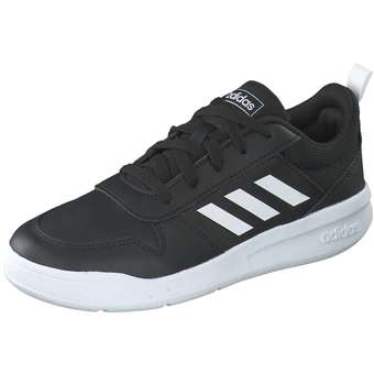 - adidas Tensaur K Hallensport Mädchen|Jungen schwarz - Onlineshop Schuhcenter