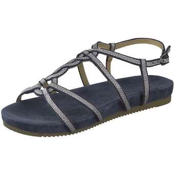 Alma en Pena Sandale blau