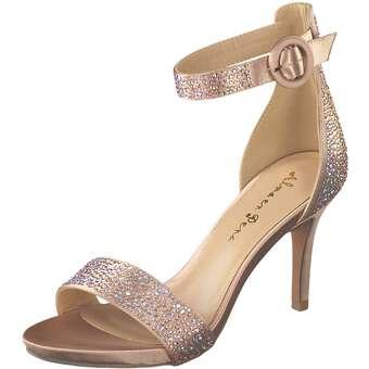 Alma en Pena Sandale Damen rosa