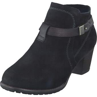 Relife Ankle-Boot schwarz
