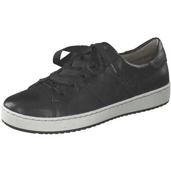 Halbschuhe für Frauen - Ara Dublin Schnürer Damen schwarz  - Onlineshop Schuhcenter