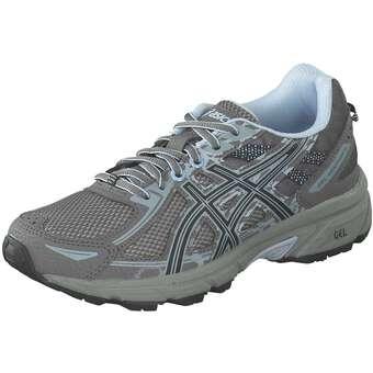 Sportschuhe für Frauen - Asics Gel Venture 6 Running Damen grau  - Onlineshop Schuhcenter