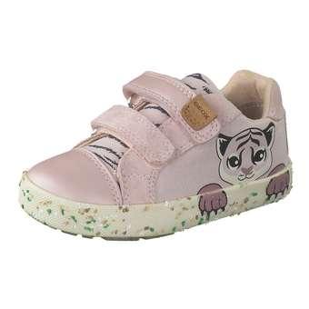 Minigirlschuhe - Geox B Kilwi Girl Lauflern Kletter Mädchen rosa - Onlineshop Schuhcenter