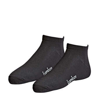 Bambus Sneakersocken 2er Pack