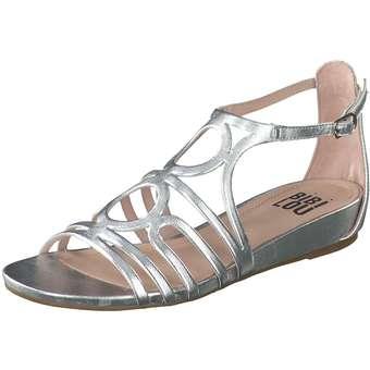 BIBI LOU Sandale Damen silber