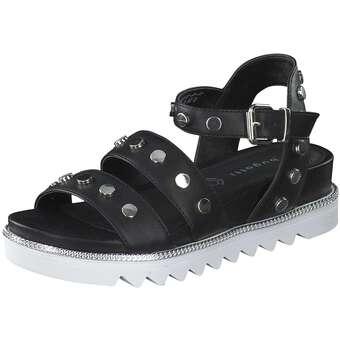 Bugatti Hope Sandale Damen schwarz