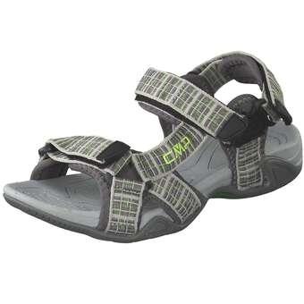 - CMP Kids Hamal Trekkingsandale Mädchen|Jungen grau - Onlineshop Schuhcenter