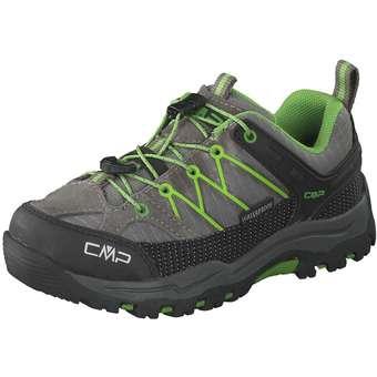 - CMP Kids Rigel Low WP Outdoor Mädchen|Jungen grau - Onlineshop Schuhcenter