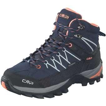 Campagnolo Rigel Mid WMN Trekking Shoe WP Damen navy | 08058329465385