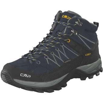 CMP Rigel Mid WP Outdoor Herren blau | Schuhe > Sportschuhe > Outdoorschuhe | CMP