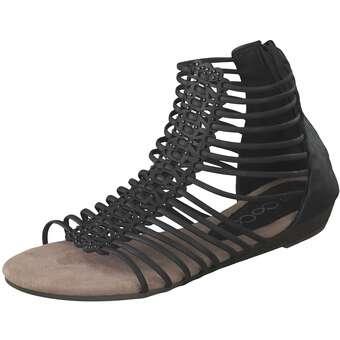 Charmosa Sandale Damen schwarz