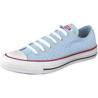 Converse Chuck Taylor AS Summer Canvas hellblau