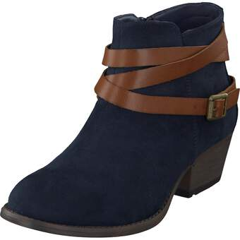 Claudia Ghizzani Ankle Boot blau