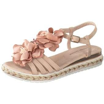 Sandalen - Claudia Ghizzani Sandale Damen rosa  - Onlineshop Schuhcenter