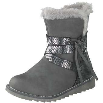 - Claudia Ghizzani Stiefelette Mädchen grau - Onlineshop Schuhcenter