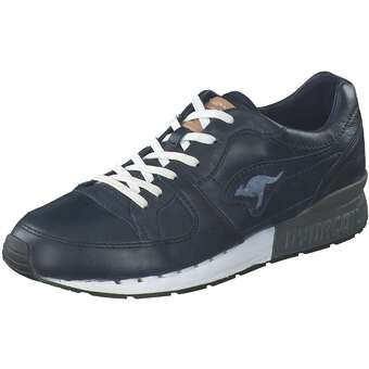 Coil R1 Lea Sneaker